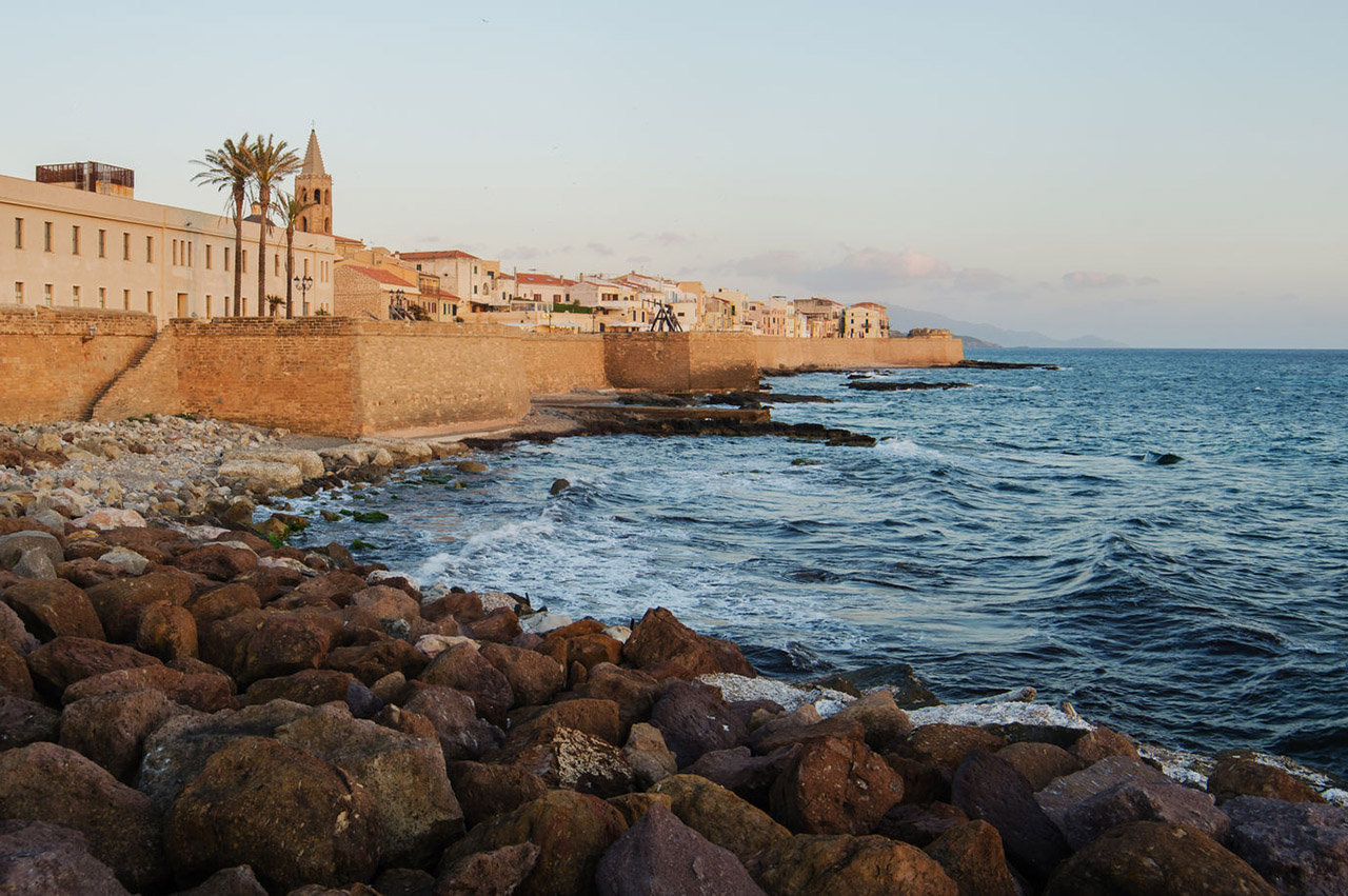 Alghero città antica