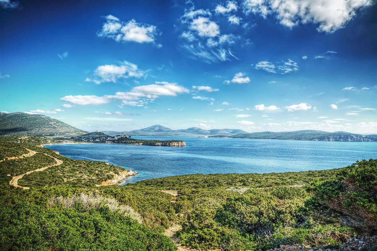 Panorama di Capo Caccia